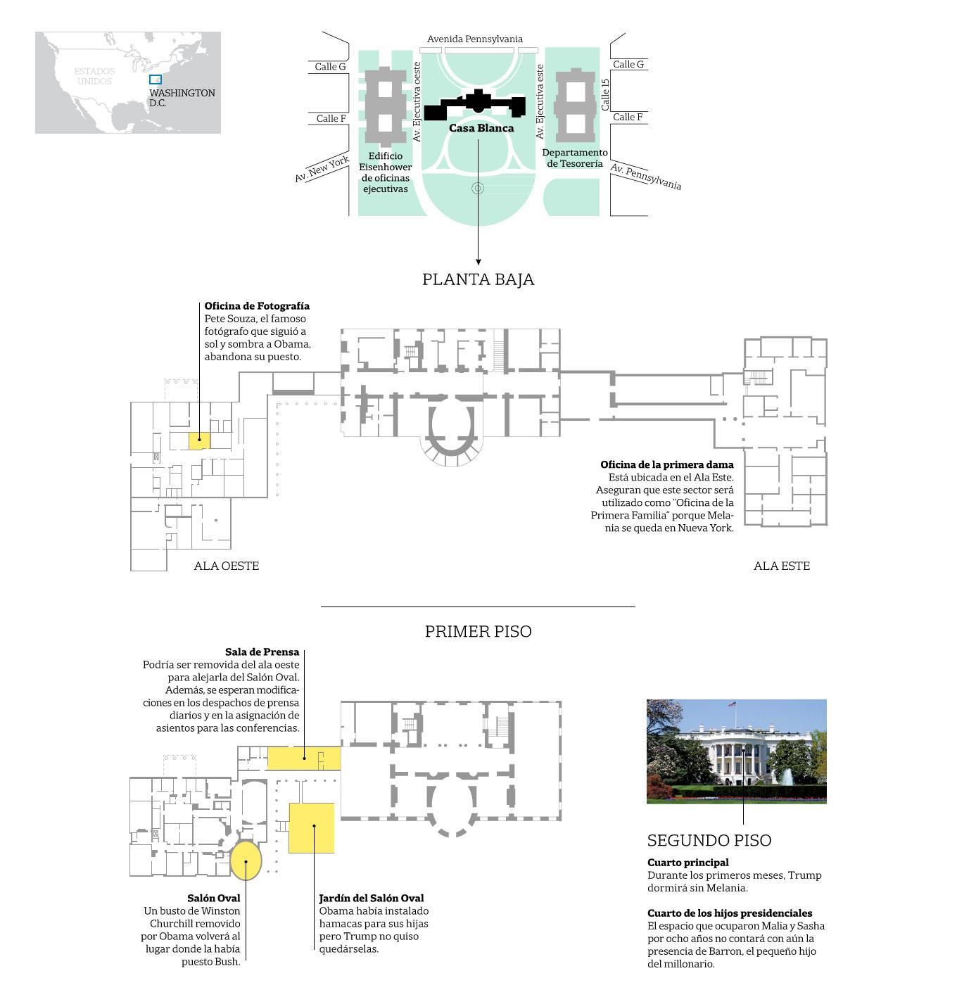La nueva rutina de una histórica mansión